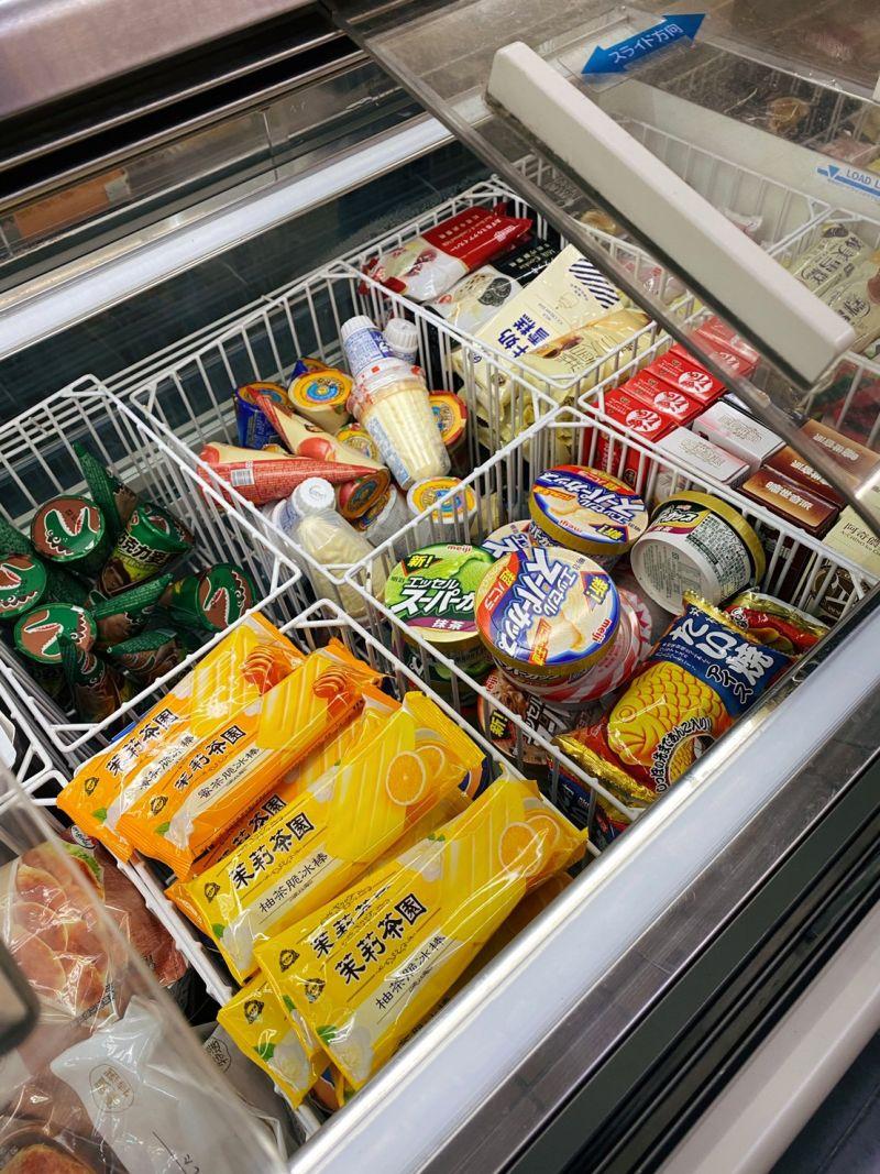 ▲茉莉茶園系列冰品將在萊爾富獨家推出。(圖/NOWnews攝)