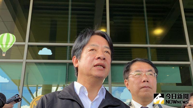在野黨對於陳菊被提名任監察院長有意見,副總統賴清德認為,應進入實質審查,陳菊一定可以好好答覆。