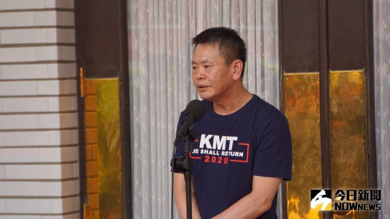 ▲國民黨團總召林為洲。(圖/記者呂炯昌攝.2020.06.30)