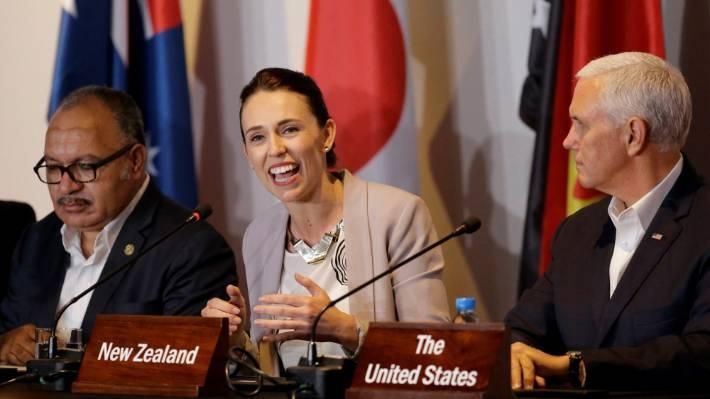 ▲紐西蘭總理阿爾登。(圖/翻攝自 Stuff.com.nz )