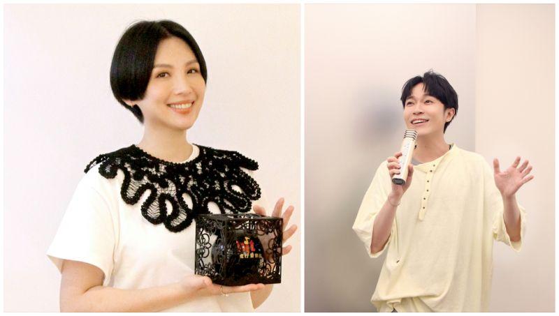 ▲魏如萱、吳青峰成為本屆hito流行音樂獎雙贏家。(圖/Hit fm提供)