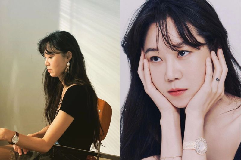 ▲孔曉振是韓國第二眼美女代表人物。(圖/取自孔曉振IG)