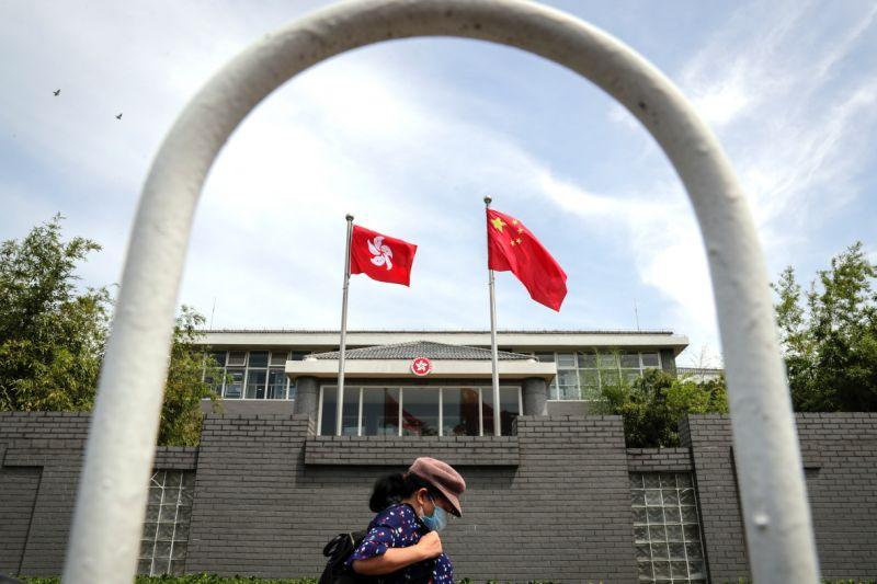中國人大證實 將審議香港選制修改案