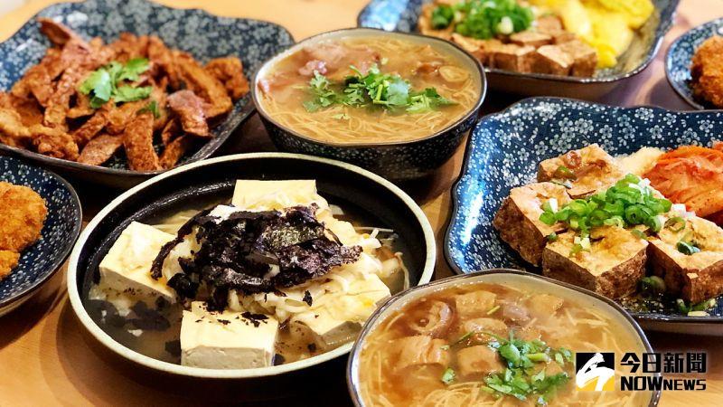 美食巷仔內/麵線、臭豆腐清香酥超滿足 銅板美食新風味