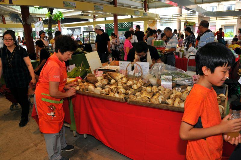 ▲新北綠竹筍展售會拚經濟,29家餐廳滿千送百強強滾。(圖/旅食樂)