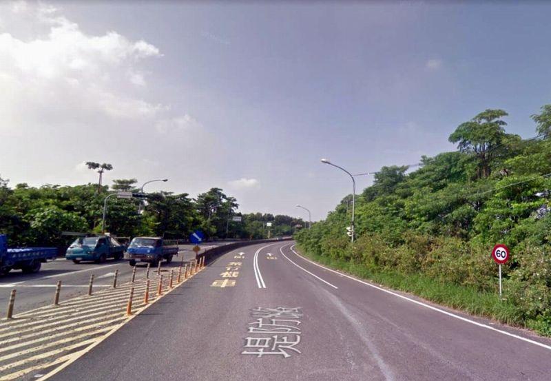 前瞻基礎建設 屏東縣道189及189甲道路品質提升工程