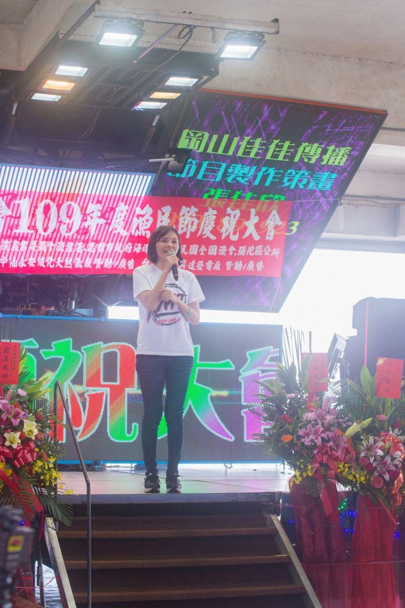 李眉蓁譴責民進黨團 消費香港收割政治利益
