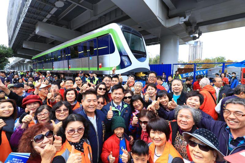 台中捷運綠線審議通過