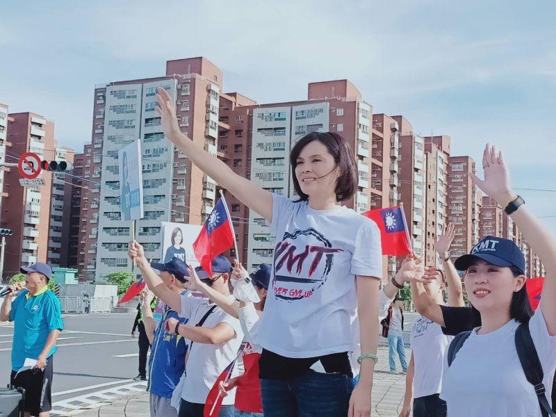 譴責民進黨團不實指控 李眉蓁團隊:道歉有這麼難嗎?