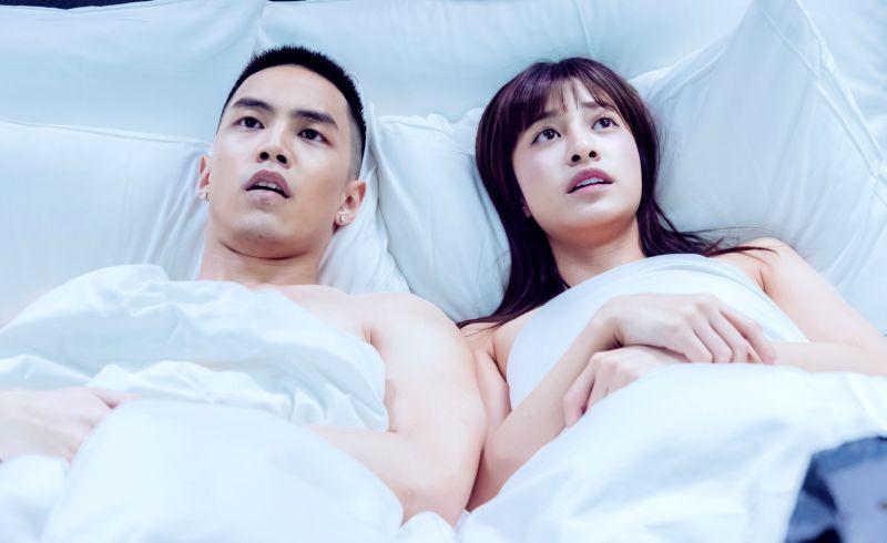 <b>陳敬宣</b>、徐謀俊一見面就激吻上床 「完全也不尷尬」