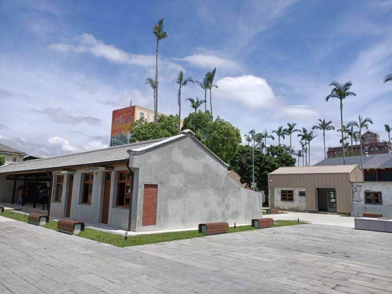 老眷村新風貌 「化龍一村」修復完工將委外管理