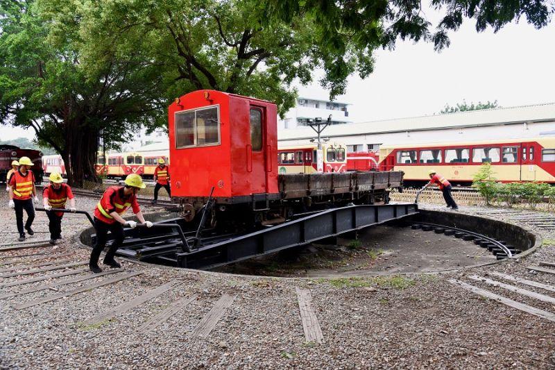 林鐵隱藏路線首公開 即日起檜木列車每週六日行駛到年底
