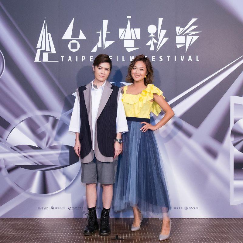 ▲《迷走廣州》雙女主角葉寶雯(左)與張雅玲。(圖/台北電影節)