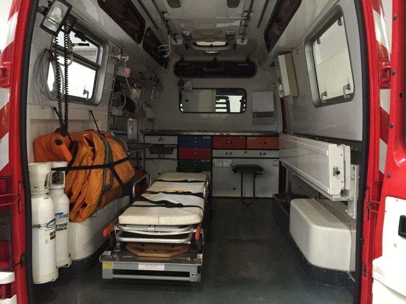 不禮讓救護車擦撞!運匠狠嗆「人死我負責」 害80歲嬤亡