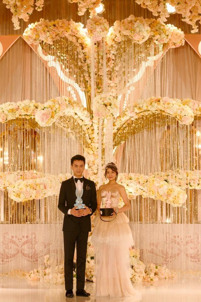 ▲陳妍希和陳曉(左)結婚至今依舊幸福。(圖/陳妍希臉書)