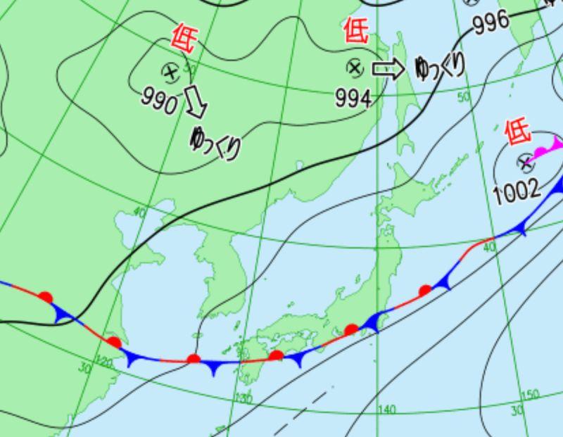 梅雨鋒面再北移 日本熊本災區恐二度受災