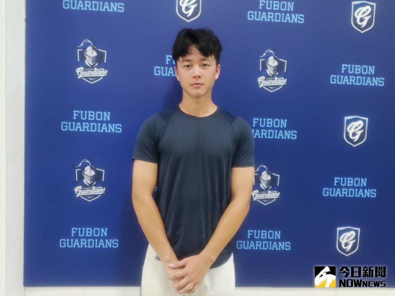 前中職球員林琨瑋的兒子林楷錡