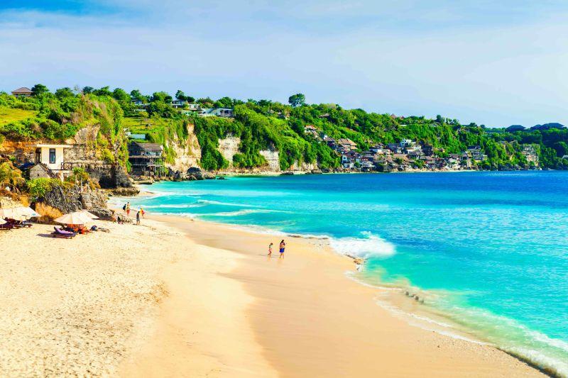 ▲印尼峇里島因疫情數月前開始實施旅遊禁令,近期政府準備重啟觀光,預計9月11日開放國際觀光客入境。(圖|Shutterstock)