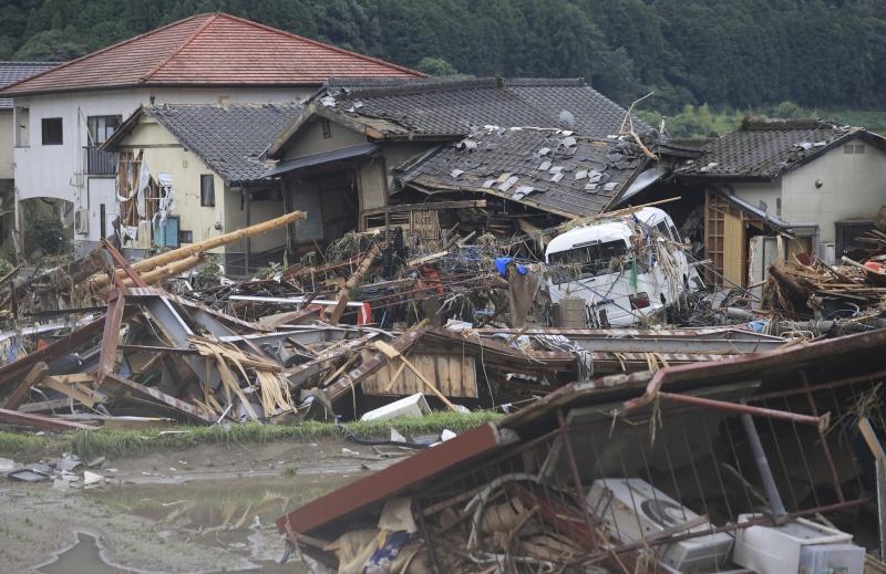 熊本暴雨災情持續 已至少49人死亡、11人失蹤