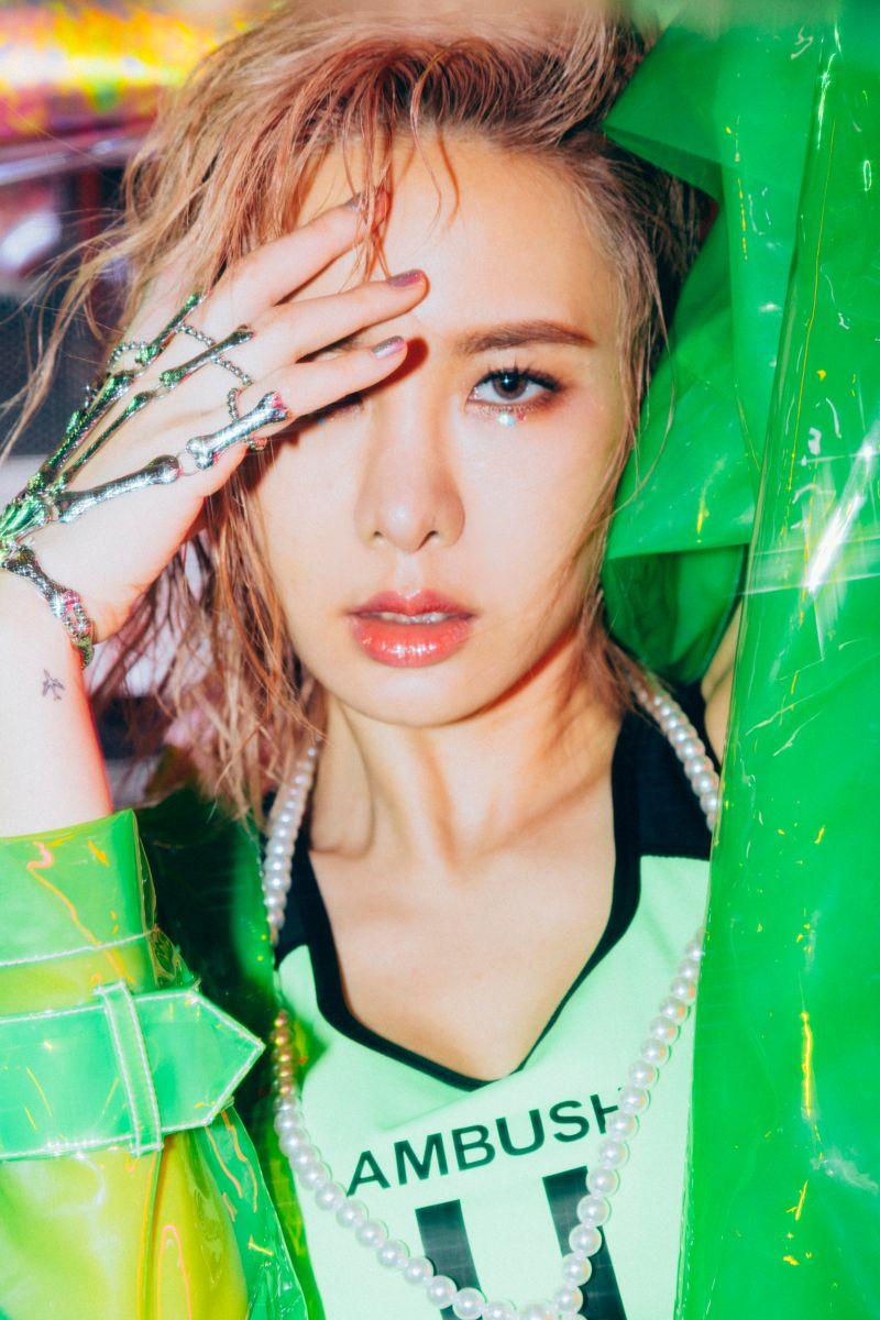 ▲安心亞推出新專輯《愛得起》。(圖/環球音樂提供)