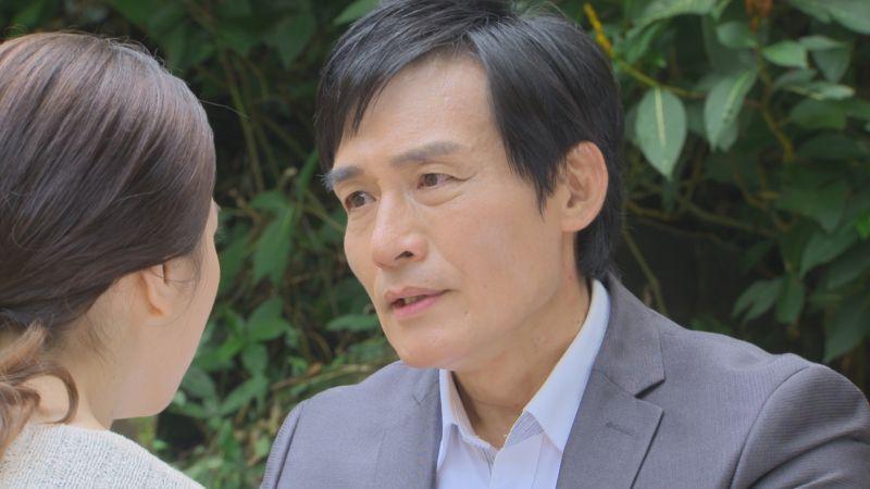 ▲廖苡喬感謝霍正奇在拍攝上給非常大的情緒回饋。(圖