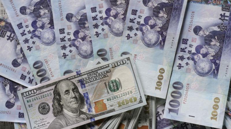 ▲台幣、美元(圖/翻攝自網路圖庫