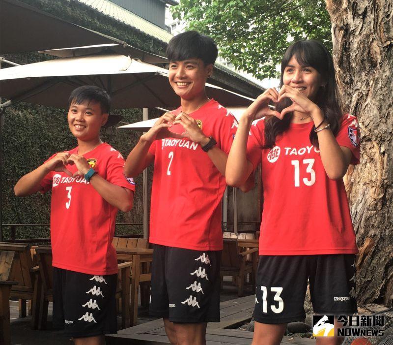足球/首位外援!泰國國腳有壓力 讚台女足實力比泰好
