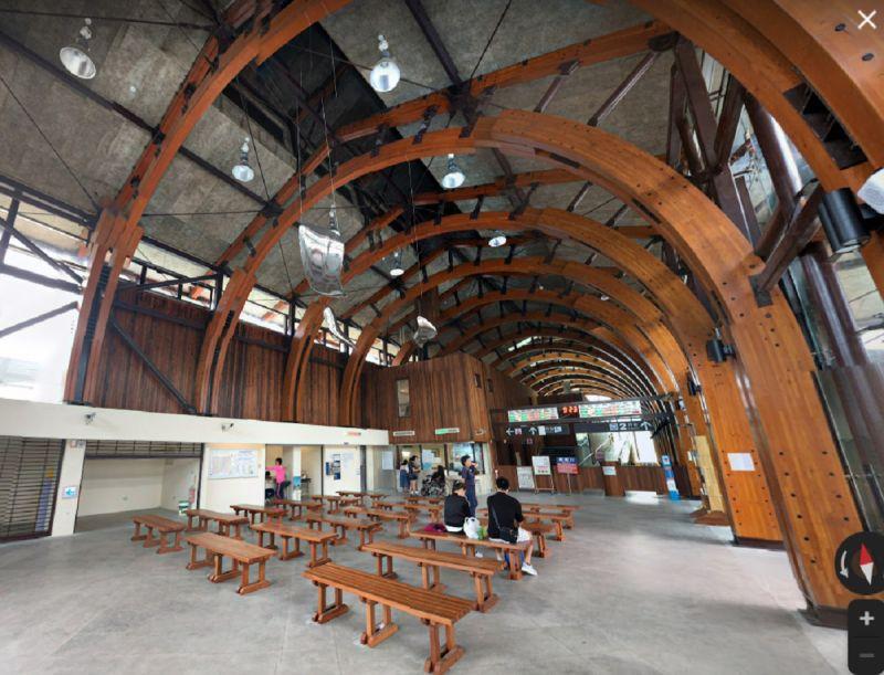 台灣哪個火車站質感最好?全場狂推「這站」:外型超特別
