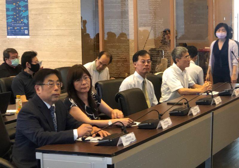 推動海洋保育 <b>海洋保育署</b>辦台灣海洋保育成果發表