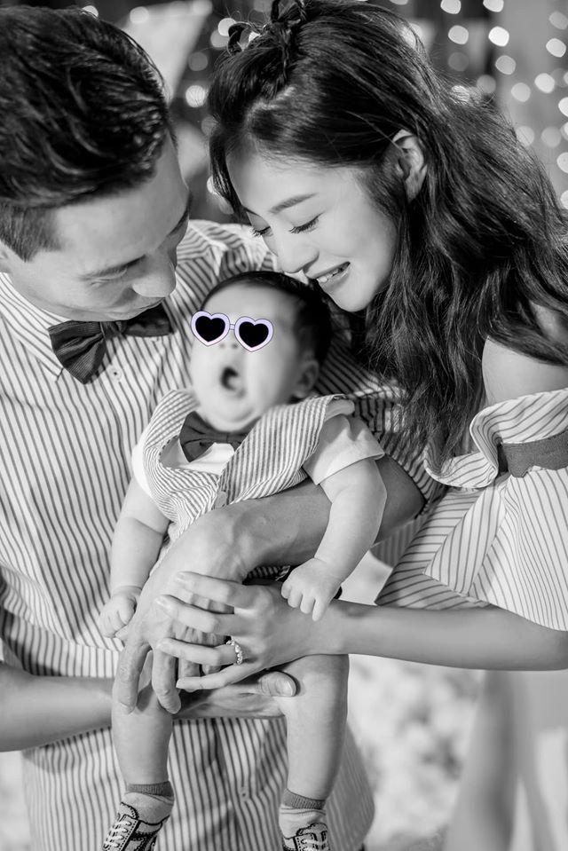 ▲安以軒(右)6月時宣布懷上第二胎。(圖/安以軒臉書)