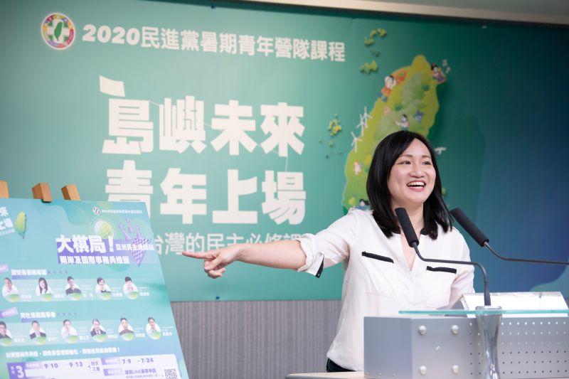 綠:費鴻泰公開反美大使訪台 國民黨扯台灣外交後腿