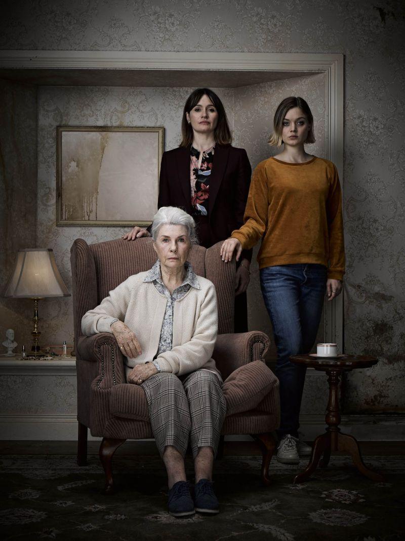▲《家靈》是一部全女性演出的恐怖電影。(圖/天馬行空)