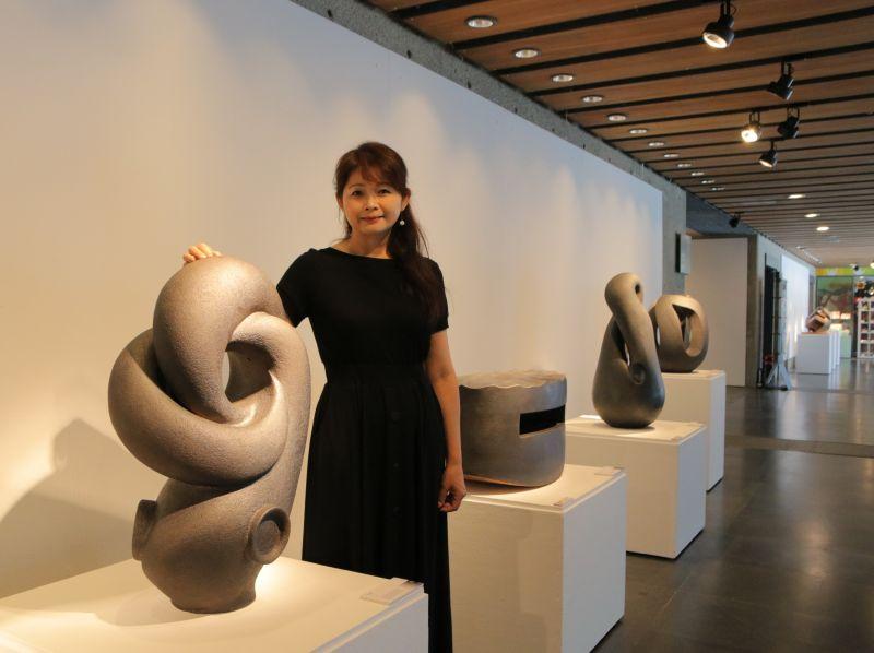 為夢想離開舒適圈 科技新貴賴羿廷轉戰全陶藝創作者
