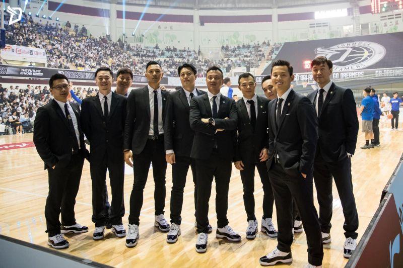 籃球/「黑人」陳建州組新<b>職籃</b>聯盟 P. LEAGUE+正式成立