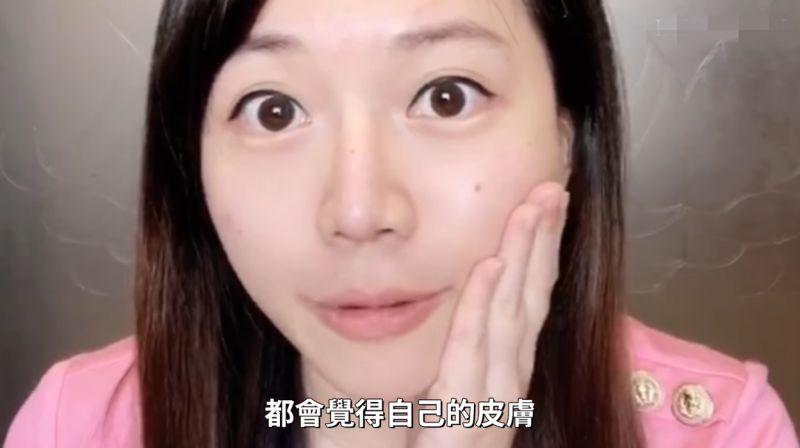 ▲蔡尚樺首次在鏡頭前素顏。(圖/蔡尚樺臉書)