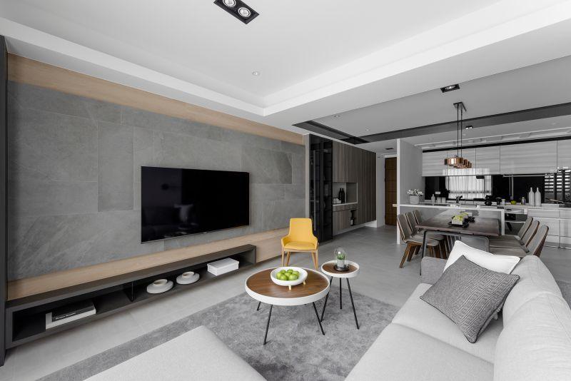 小宅更要重視客廳比例
