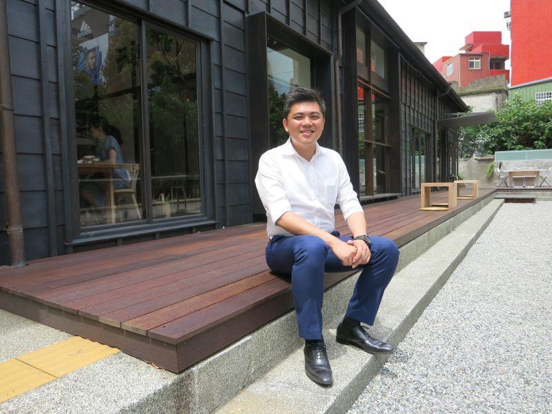 綠青年當家3/竹市黨部大改造 陳建名要揪2千人入黨