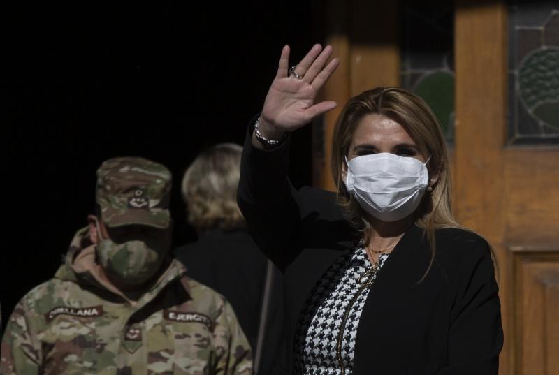 <b>玻利維亞</b>總統確診新冠肺炎!內閣至少7名部長也染病