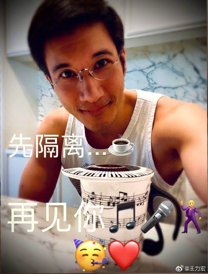 ▲王力宏被同性緋聞糾纏10年。(圖/宏聲音樂、王力宏微博)