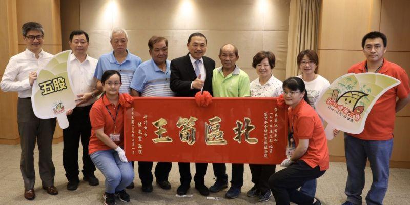 新北綠竹筍銷售管道多元化 29家餐廳滿千送百熱賣中