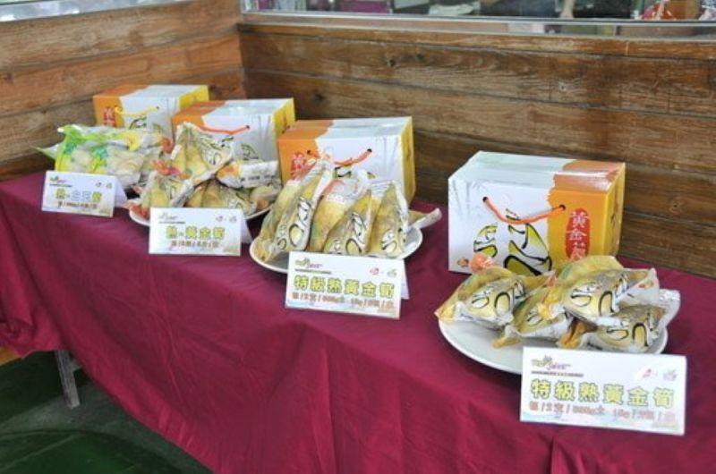 ▲整個夏天都是新北綠竹筍的「主場」,歡迎民眾踴躍選購及享用綠竹筍的美味。(圖/公關照片)