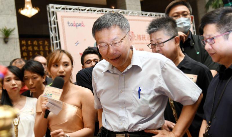 巷仔內/柯文哲要選2024總統 陳佩琪最擔憂的要來了