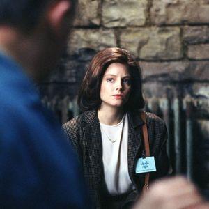 ▲《沉默的羔羊》女主角是茱蒂佛斯特自己主動爭取。(圖/聯影)