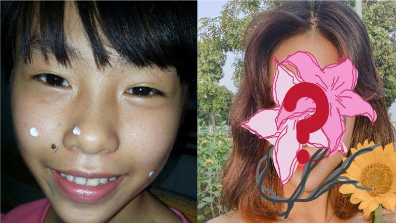 告白被甩越南女孩發奮一年 搖身一變最強美少女