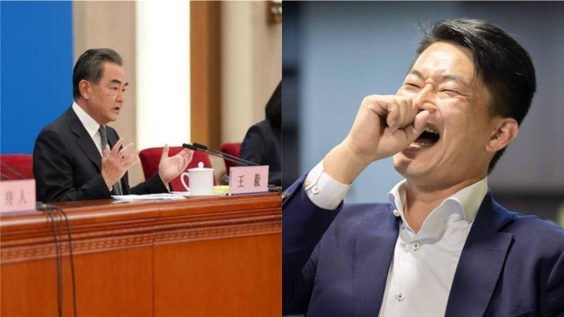 王毅稱中國沒侵略基因!陳柏惟「狂舉13例」反酸:都你的