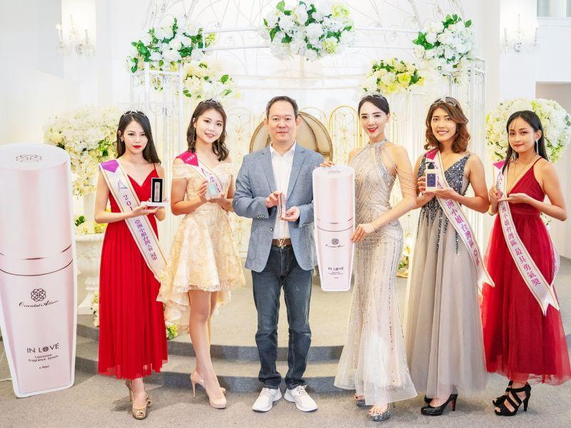 ▲MIT台灣品牌推出私密處香氛保養品。(圖/東方魅麗有機呵護提供)