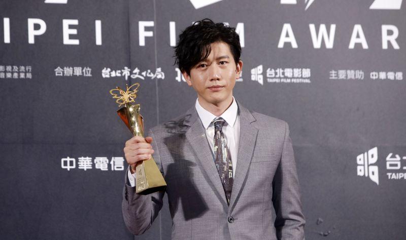 台北電影獎/陪獎20年終得演員獎 莫子儀勇奪影帝