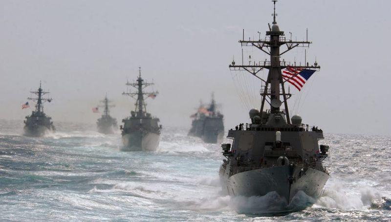 傳川普將發表南海聲明 解放軍報:做好打仗準備