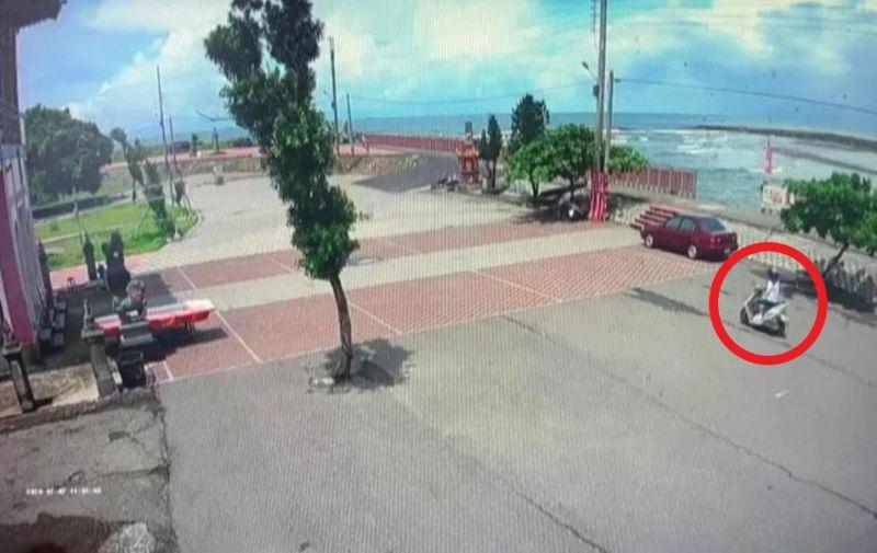 女子5天前失蹤 台南鹿耳門<b>出海口</b>尋獲機車