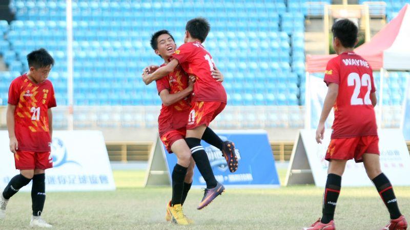 喜歡足球是一輩子的事!偏遠地國小勵志奪冠